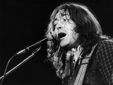 Rory Gallagher in Concert, 1982 Photographic Print by Dan G