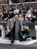 Scottish Cup Final 1965 Celtic Versus Dunfermline Fotoprint van  Staff