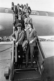 The Beatles 1964 Fotoprint van  Staff