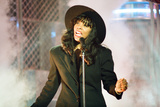 Donna Summer Photographic Print by Bill Rowntree
