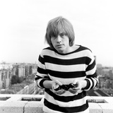 Brian Jones of the Rolling Stones, 1964 Photographic Print by  Staff