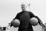 Bill Shankly Liverpool Manager Photographic Print by Eddie Sanderson