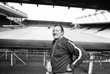 Bob Paisley Liverpool Manager Fotografisk trykk av Charlie Owens