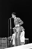 Cliff Richard at Wembley Stadium 1967 Fotografisk tryk af George Greenwell
