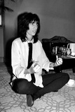 Patti Smith, American Punk Singer. May 1975 Photographic Print by  Staff