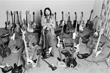 John Entwistle with Choir Photographic Print by George Phillips