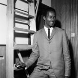 Chuck Berry, 1964 Fotografisk tryk af George Greenwell
