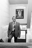 Bob Paisley Liverpool Manager Photographic Print by Charlie Owens