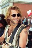 Jon Bon Jovi Lámina fotográfica por Bill Rowntree