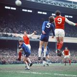 Arsenal V Chelsea League Match April 1971 Reproduction photographique par  Staff