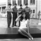 Miss Blackpool 1971 Photographic Print by Daily Mirror