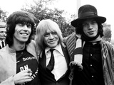 Rolling Stones avoid jail, 1968 Stampa fotografica di  Staff