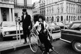 Marc Bolan, 1973 Fotografisk tryk af Doreen Spooner