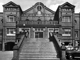 Aston Villa football stadium, 1969 Fotoprint van  Staff
