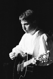 Paul Simon Graceland Tour 1987 Fotoprint van  Staff