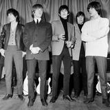 The Rolling Stones at the ABC Theatre, 1965 Stampa fotografica di  Staff