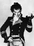 Adam Ant. November 1981 Fotoprint van  Staff