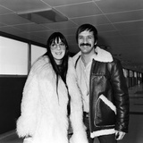 Sonny and Cher, 1969 Fotografie-Druck von  Sellers