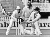 England V. Australia: 5th Cornhill Test Edgbaston, 1985 Fotografisk trykk av  Staff