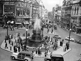London 1950 Fotografie-Druck von  Warner