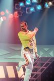 Freddie Mercury 1989 Fotografisk tryk af Nigel Wright