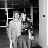 Paul Simon and Carrie Fisher, 1980 Fotografie-Druck von Dennis Stone