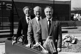 Bill Shankly Liverpool Manager Photographic Print by  Staff