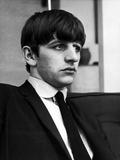 Ringo Starr 1963 Fotografisk tryk af Bela Zola