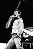 Bruce Springsteen, 1985 Fotografisk tryk af Peter Stone
