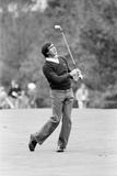 Golf 1983 Fotografie-Druck von Peter Stone