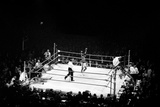 Brian London v. Cassius Clay, 1966 Photographic Print by  Staff