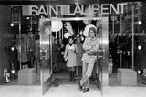 Yves Saint Laurent Photographic Print by Dorean Spooner