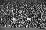 Manchester United Footballer George Best 1966 Photographic Print by  Sheppard