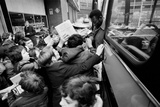 Pele in Birmingham 1972 Reproduction photographique par  Staff