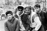 The Beastie Boys Fotografisk tryk af Nigel Wright