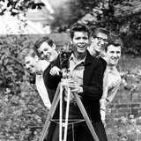 Cliff Richard and the Shadows 1963 Fotografisk tryk af Daily Mirror