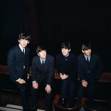 The Beatles 1964 Fotografie-Druck von John Varley