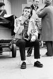 Ringo Starr Fotografisk tryk af Arthur Sidey