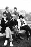 Rolling Stones in Green Park, London 1967 Photographic Print by Peter Stone