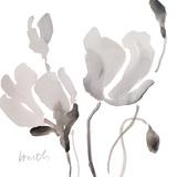 Tonal Magnolias II Art by Lanie Loreth