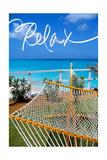 Entspannen Giclée-Premiumdruck von Susan Bryant