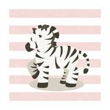 Happy Baby Animals II Prints by  SD Graphics Studio