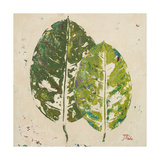 The Green Ones II Premium Giclee Print by Patricia Pinto
