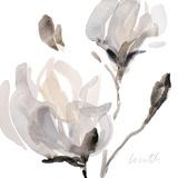 Tonal Magnolias I Posters by Lanie Loreth
