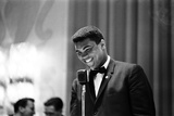 Cassius Clay in London May 1966 Reproduction photographique par  Staff