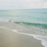 Beach Scene I Reproduction photographique par Susan Bryant