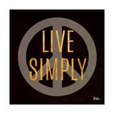 Love and Live II Giclée-Premiumdruck von Patricia Pinto