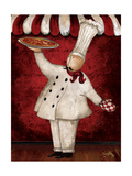 The Gourmets I Premium Giclee Print by Elizabeth Medley