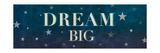 Dream Sparkle Shine Stars I Giclée-Premiumdruck von  SD Graphics Studio