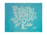 White Coral II Posters par Julie DeRice